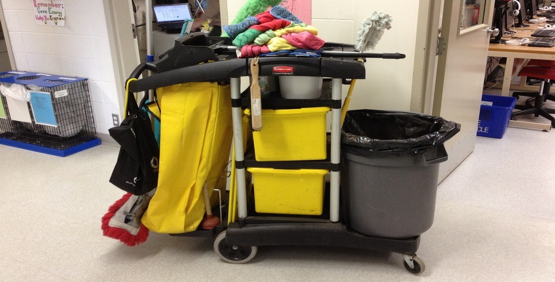 janitorial services in Kansas City